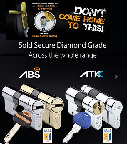 Buy Locks Online Ireland